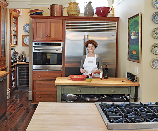 Win Joanne Weir's Must-Have Cooking Tools