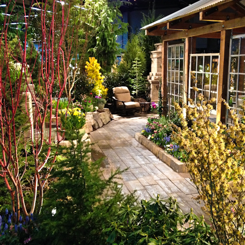 Home Garden Landscaping Ideas: 4 Hot Design Tips From Portland Yard, Garden & Patio Show