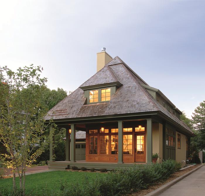 Neighborly Suburban Home - Fine Homebuilding