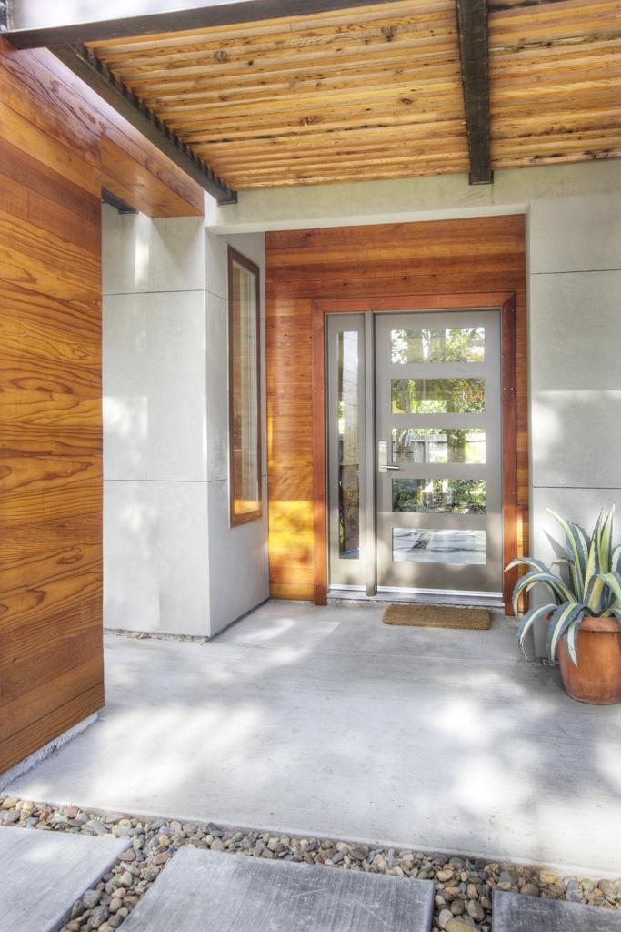 Modern Makeover The Exterior Fine Homebuilding