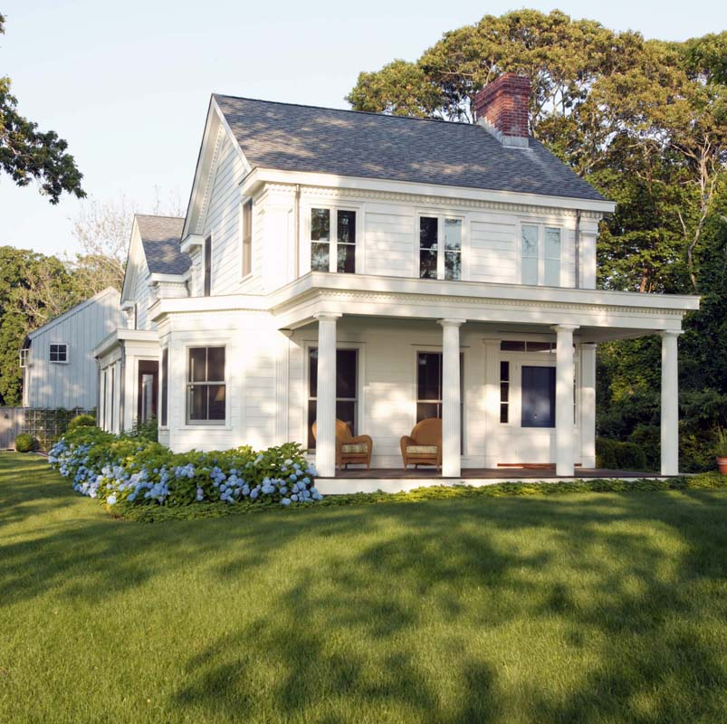 What a Beautiful House Fine Homebuilding