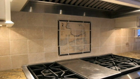 Kitchen Backsplash Video tile backsplash layout - fine homebuilding