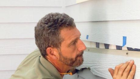 Repairing Siding: Fiber Cement Lap Siding
