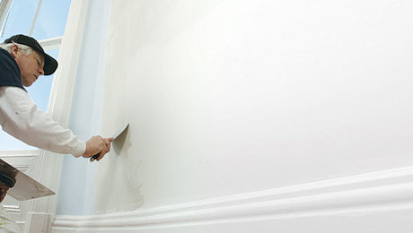 Make Old Walls Smooth And Sound Fine Homebuilding