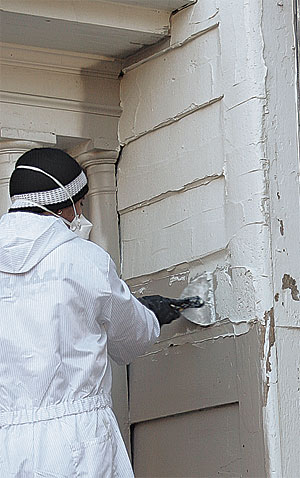exterior paint primer tips. sometimes you have to start from scratch exterior paint primer tips
