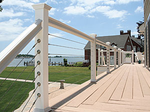 Durable Deck Railing Fine Homebuilding