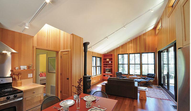 Small-House Secrets - Fine Homebuilding