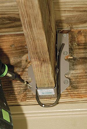 Make An Old Deck Safe Fine Homebuilding
