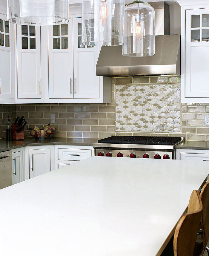 Backsplash Installer How To Install A Tile Kitchen Backsplash  Fine Homebuilding