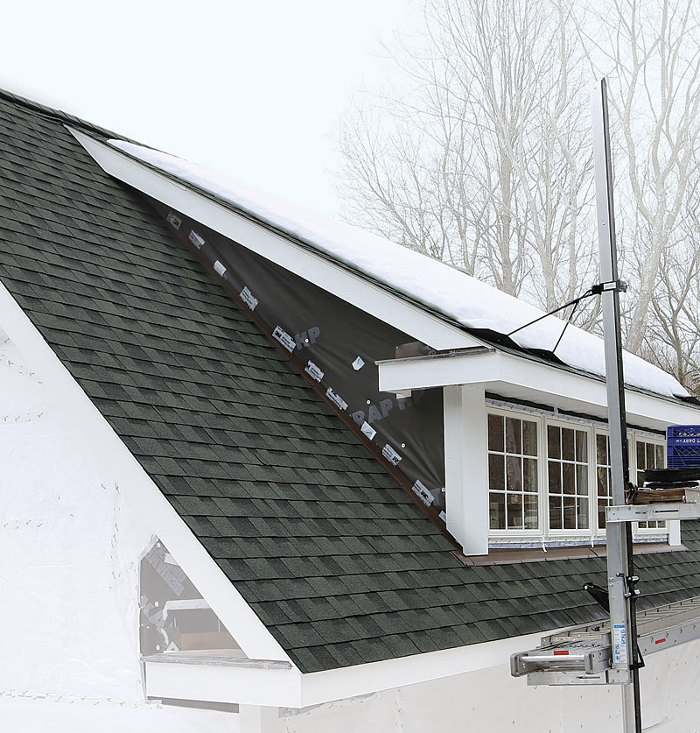 Four Steps To Flash A Dormer Fine Homebuilding