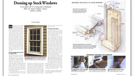 Extension Jambs For Replacement Windows