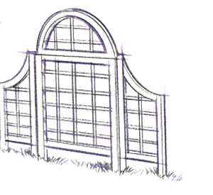 how to build a craftsman style pergola