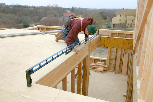 framing a staircase