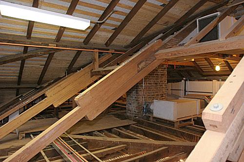 Restoring Montpelier S Historic Framing Fine Homebuilding