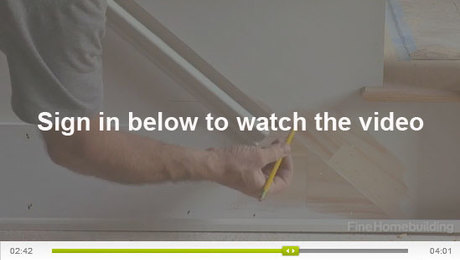 Interior Trim Transitions: Baseboard To Stair Skirtboard Details   Fine  Homebuilding