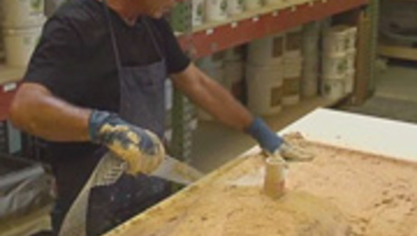 Lightweight Countertops video series: how to create a lightweight concrete countertop
