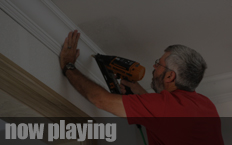 Installing crown molding