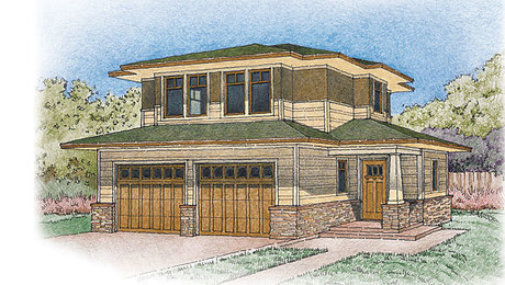 Getting two story garages right fine homebuilding Fine home building