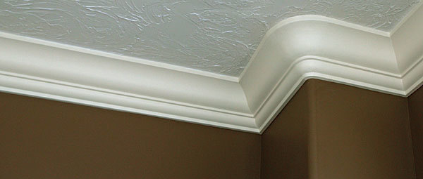 Drywall Corner Trim : Sculpting a radiused crown molding in plaster fine