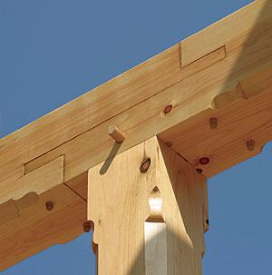 timber frame joinery fine homebuilding. Black Bedroom Furniture Sets. Home Design Ideas