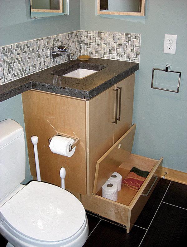 One Step Storage Fine Homebuilding