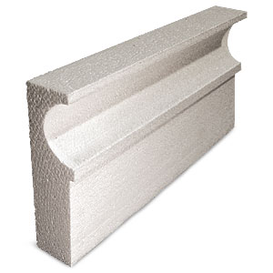 Foam Forms For Concrete Caps Fine Homebuilding