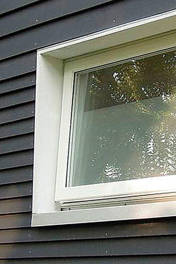 Windows In Double Stud Walls In Betweenies Fine Homebuilding