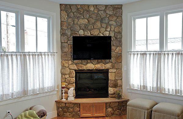 Project Gallery: Show Us Your Fireplace - Fine Homebuilding