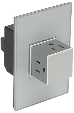 Switches And Plugs That Outshine The Fixtures Fine