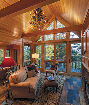 Good homes come in small packages finehomebuilding for Fine homebuilding houses