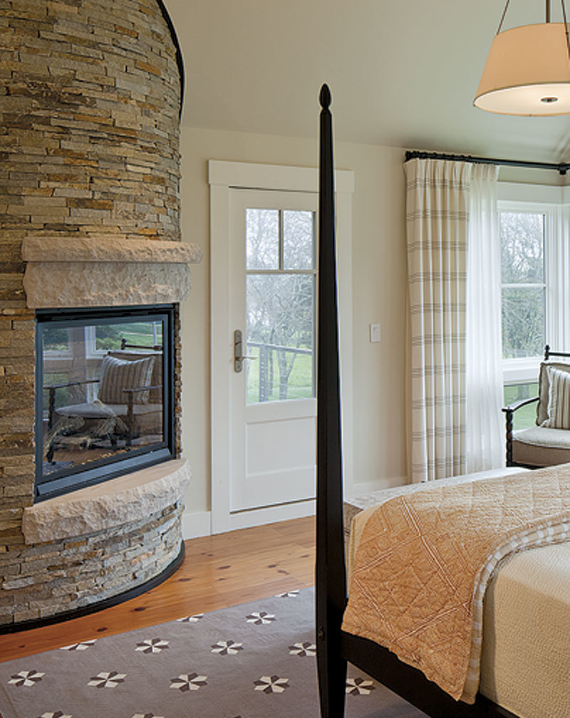 all around warmth fireplace design fine homebuilding