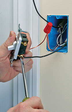 Wiring a single-pole switch - Fine Homebuilding