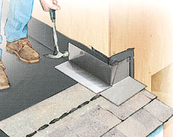 Installing Step Flashing Fine Homebuilding