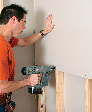 How To Hang Drywall Finehomebuilding