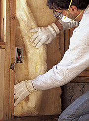 Do 39 s and don 39 ts of installing fiberglass insulation fine for Fiberglass insulation fire rating