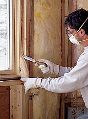 do 39 s and don 39 ts of installing fiberglass insulation fine. Black Bedroom Furniture Sets. Home Design Ideas