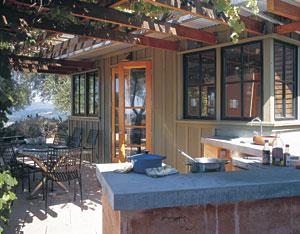Planning an Outdoor Kitchen - Fine Homebuilding