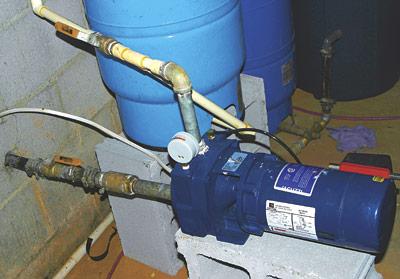 Improving Water Pressure Fine Homebuilding
