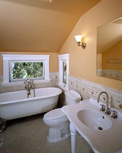 Bathroom Layout Considerations bathroom layouts that work - fine homebuilding