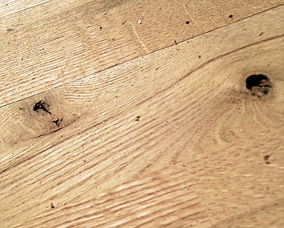 filling knot holes in flooring fine homebuilding