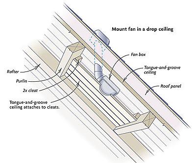 Install Bathroom Exhaust Fan Vaulted Ceiling Hb141QA01 01 Lg JpgVenting A Ba