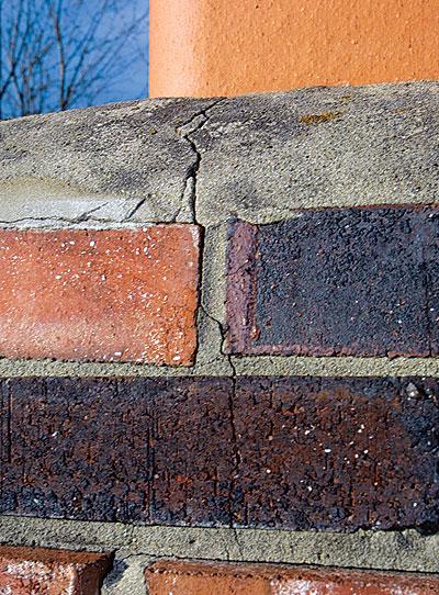 How to Repair Hairline Cracks in Chimney Mortar - Fine Homebuilding