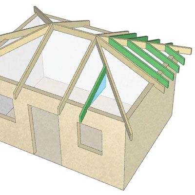 Hip Roof Framing Amp Everything You Need To Know To Build Or