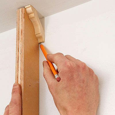The Secret to Coping Crown Molding. Crown Molding Design Ideas and Tips