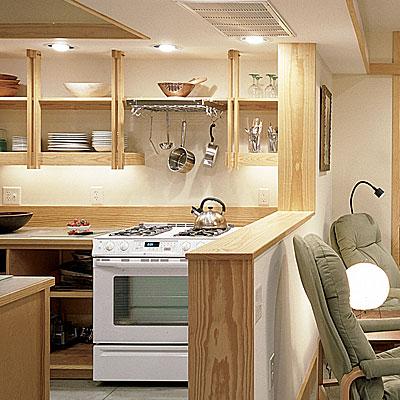 Floating Shelves Done Well - Fine Homebuilding