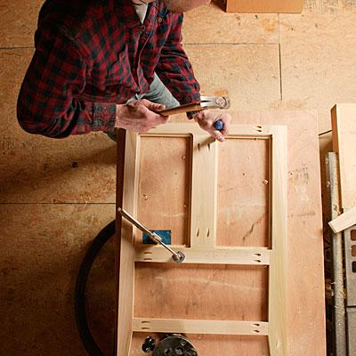 How to build your own bathroom vanity fine homebuilding for Fine homebuilding