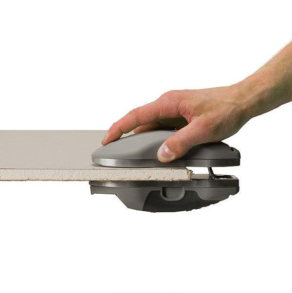 bladerunner drywall tool review fine homebuilding. Black Bedroom Furniture Sets. Home Design Ideas