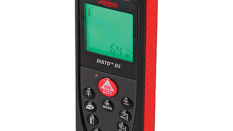 198-Leica-Geosystems-Disto-D3-Laser-Measure