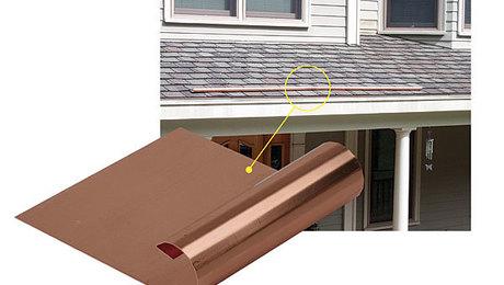 V 11 Rain Diverter Fine Homebuilding
