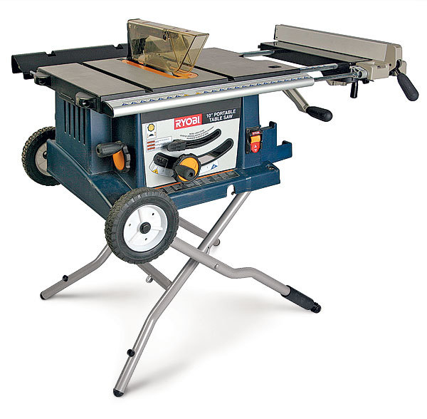 Bts20 portable tablesaw review fine homebuilding Portable table saw reviews